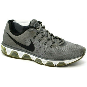 Nike Mens Air Max Tailwind 8 Gray Sneakers Size 10